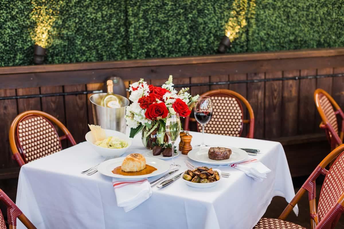 Valentine's Weekend at Berg Hospitality
