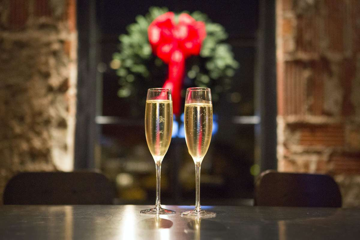 New Year's Eve Prix-Fixe To-Go
