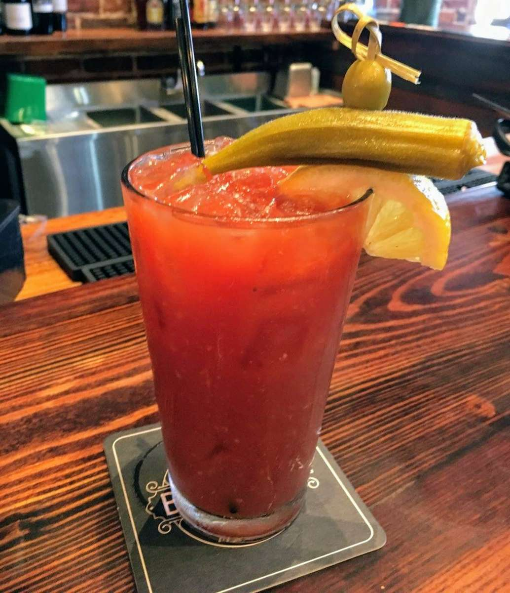 Chilled Dills Bloody Mary