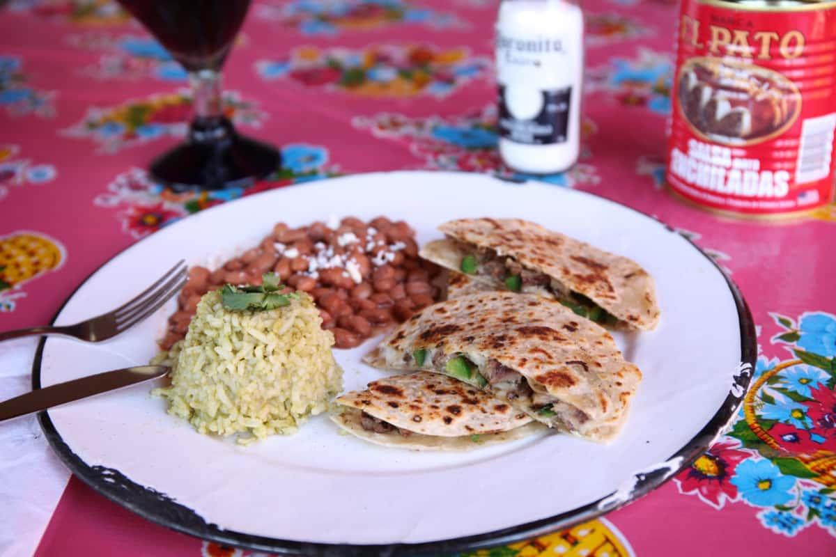 Quesadilla & Tacos Mix