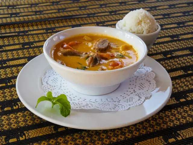 37. Duck Curry