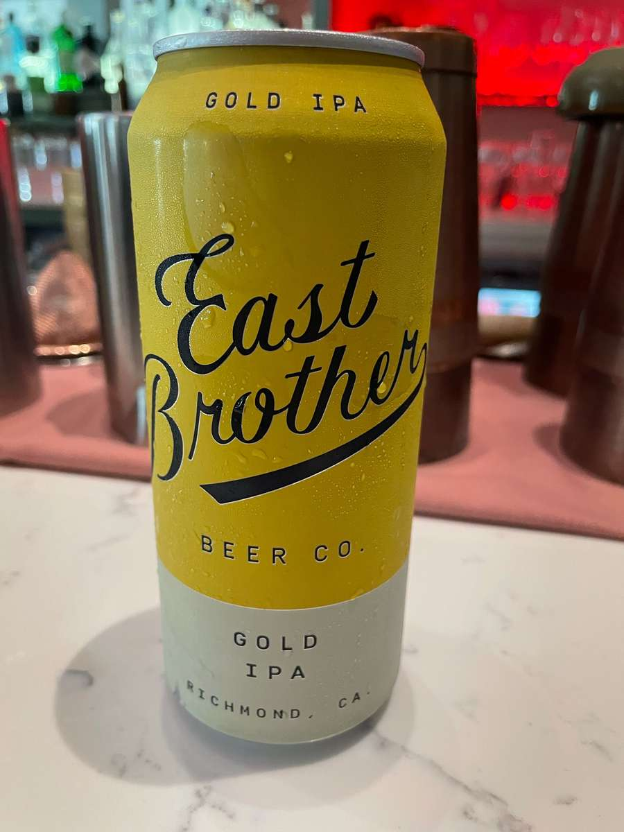 East Brother Gold IPA