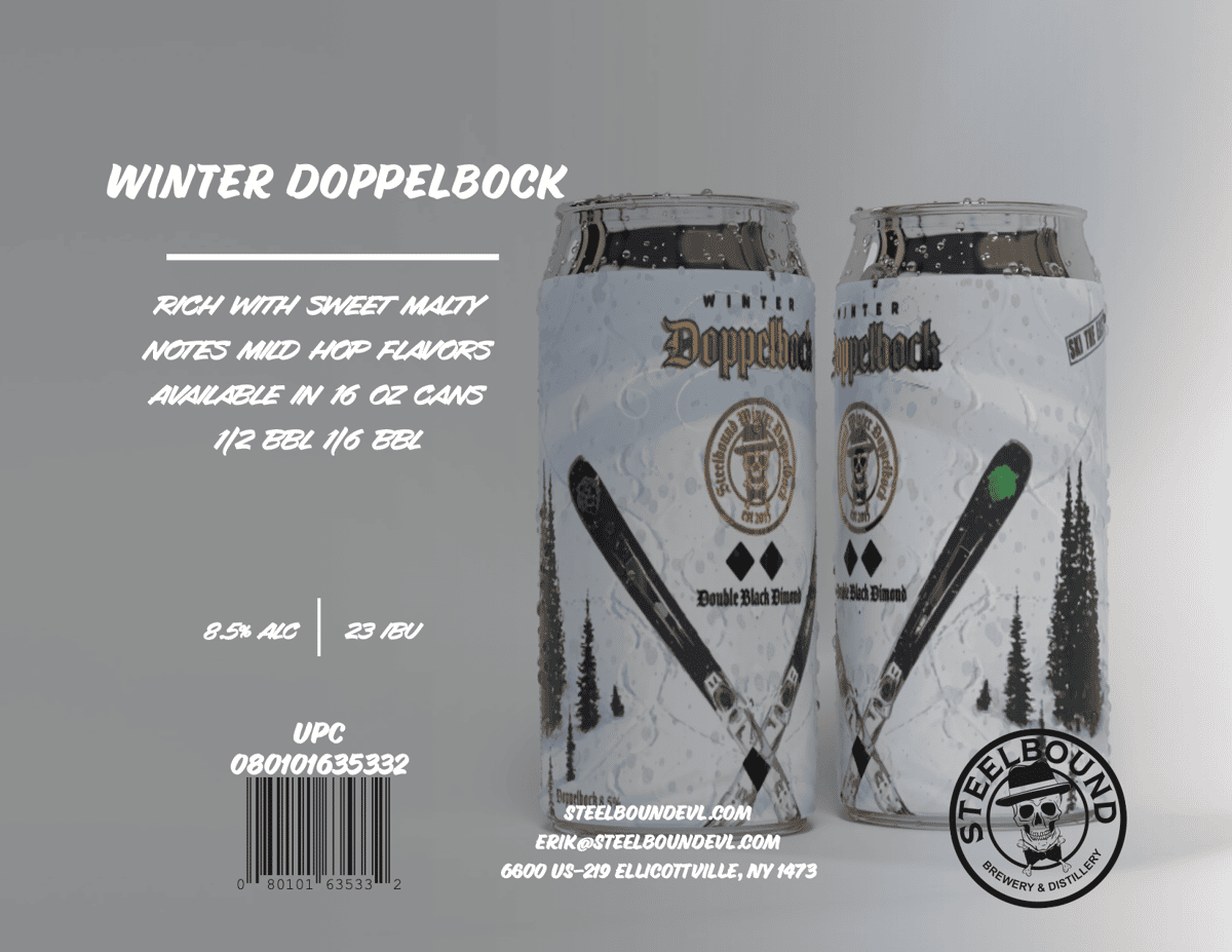 Winter Doppelbock