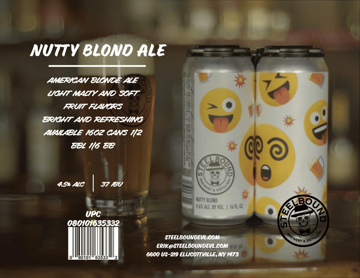 Nutty Blond Ale