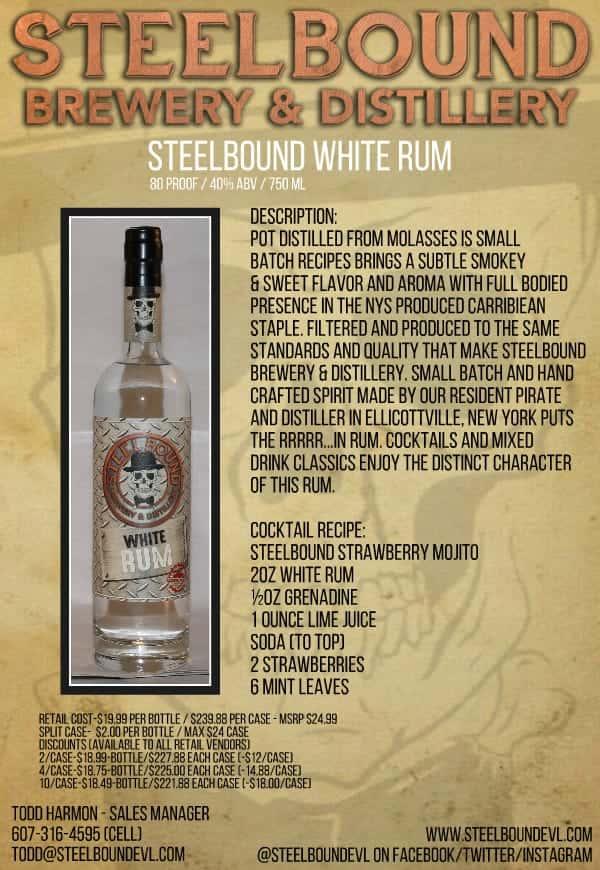 Steelbound Rum