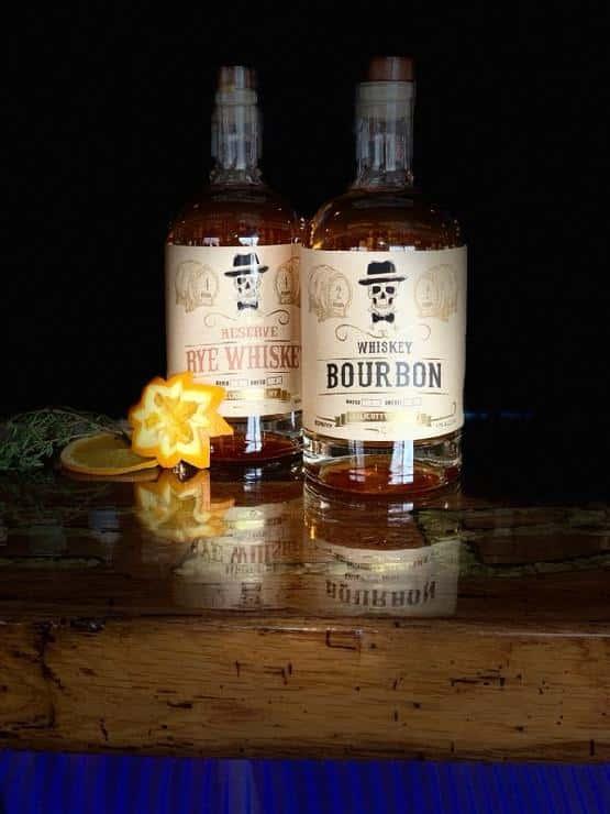 Steelbound Rye Whiskey