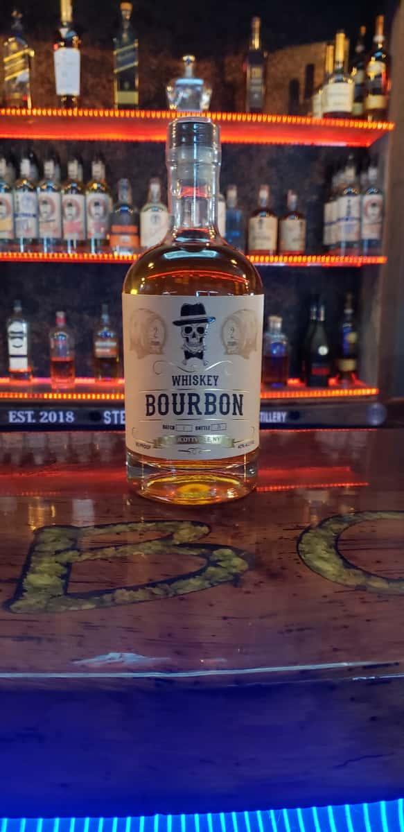 Steelbound Bourbon Whiskey