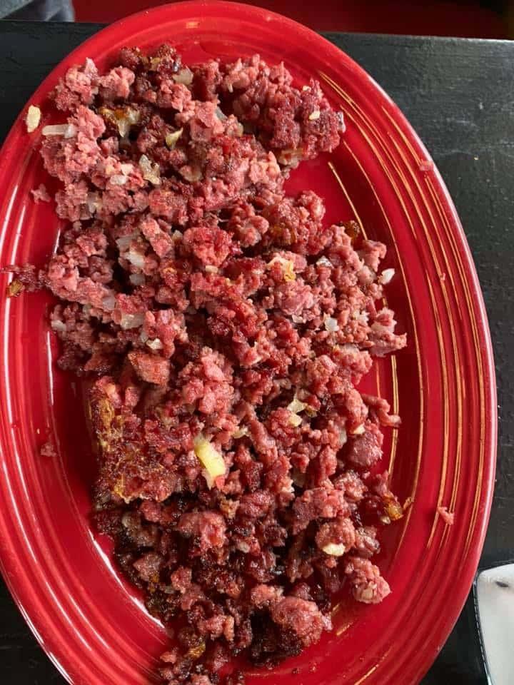 HOUSE MADE Corned Beef Hash