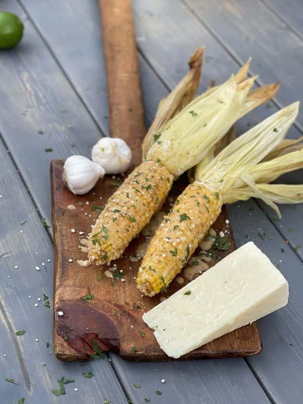 Garlic Herb Parmesan