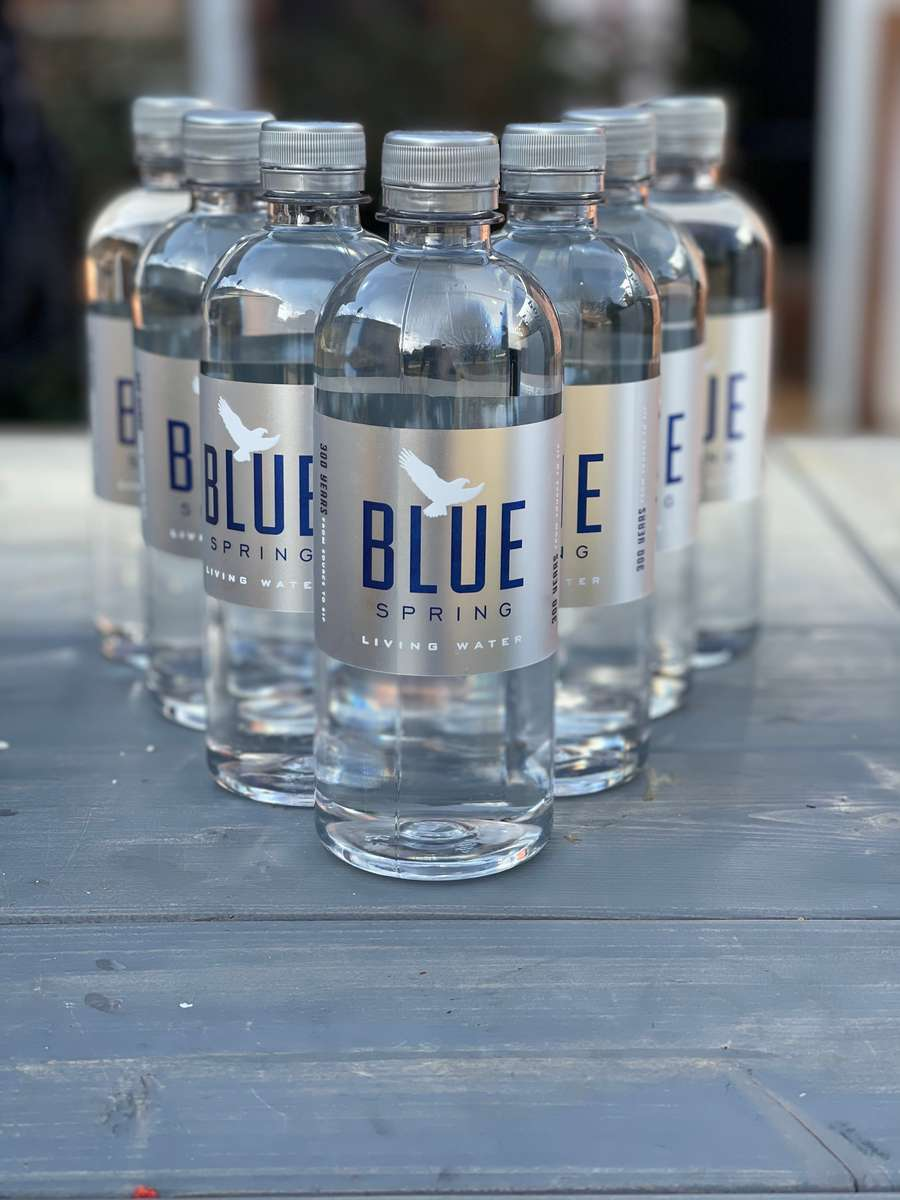Blue Spring Water