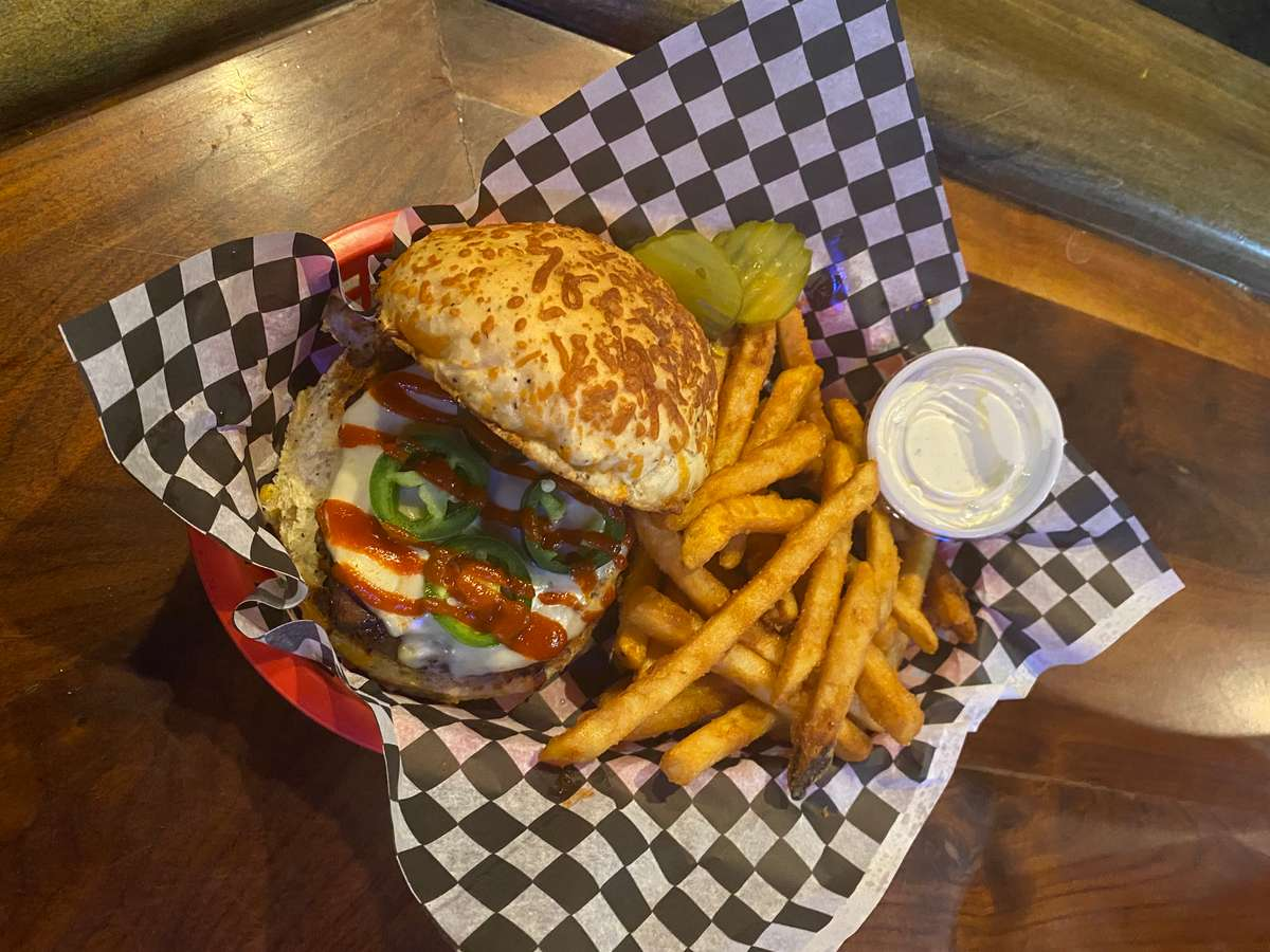 Monday - Burgers and Brews (all day)