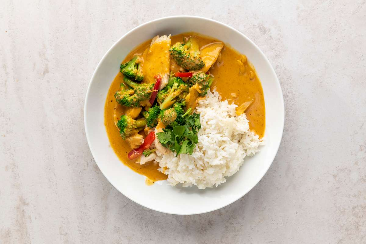 D10: Issei Red Curry