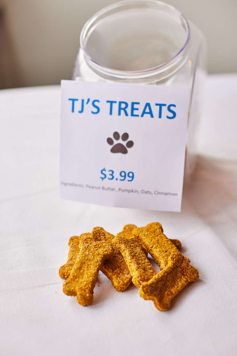TJ's Treats