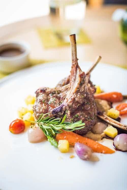 NZ Lamb Rack