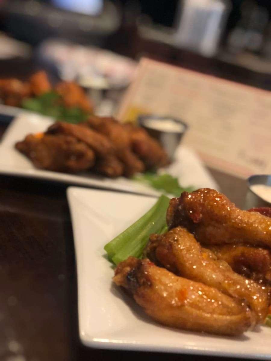 Double Fried Wings