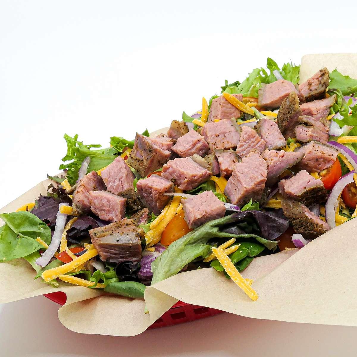 Fat City Garden Salad