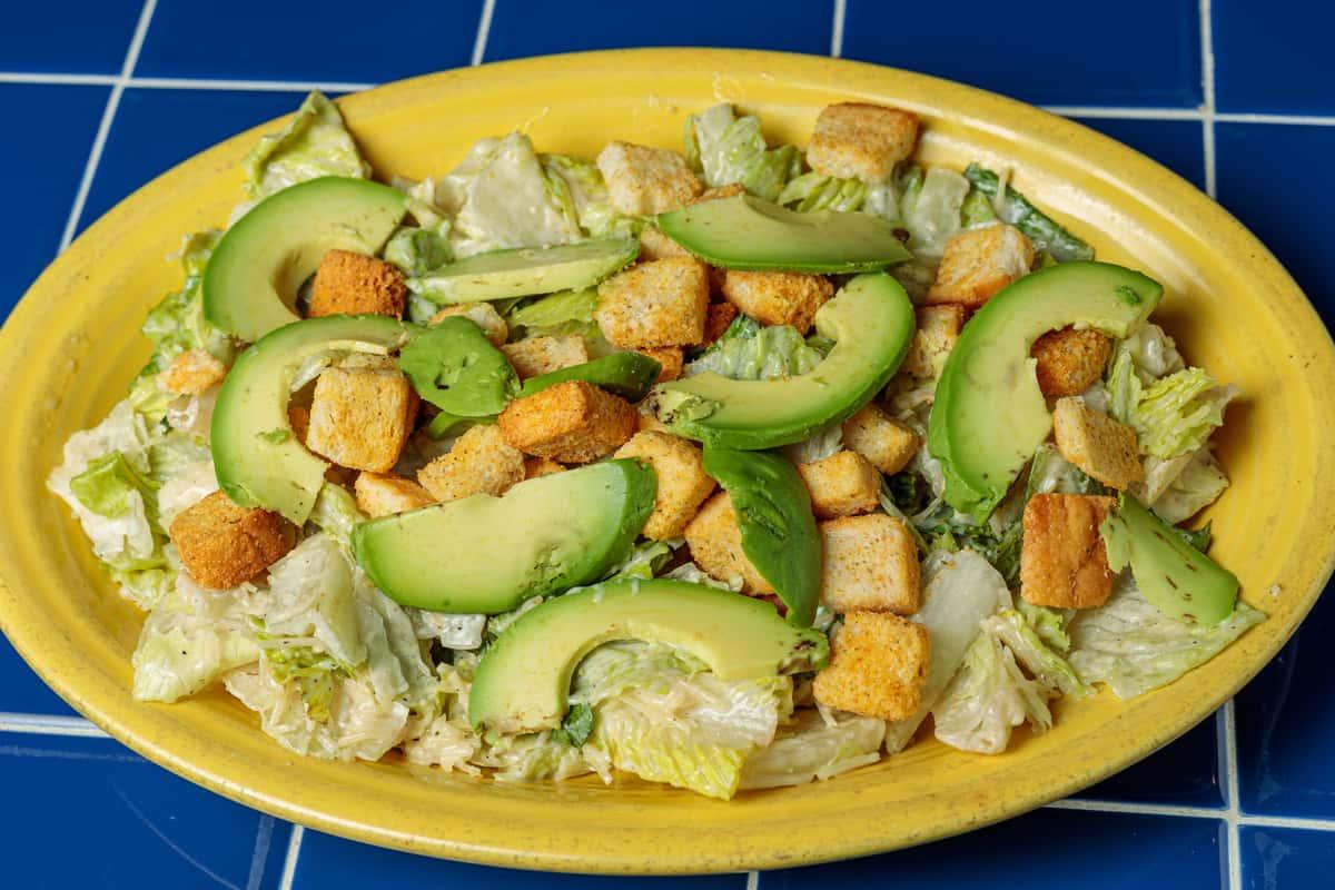 El Caesar Salad