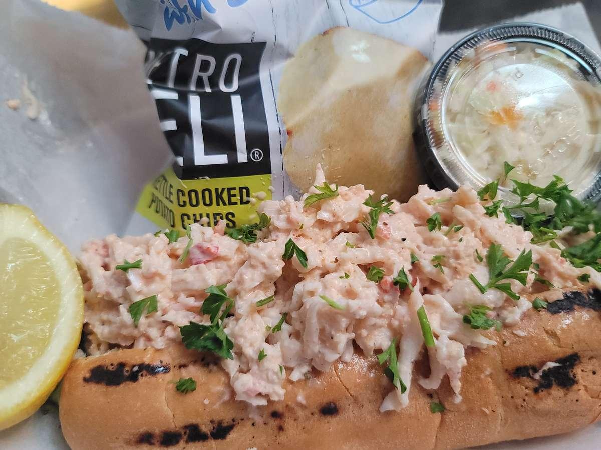 Seafood Roll