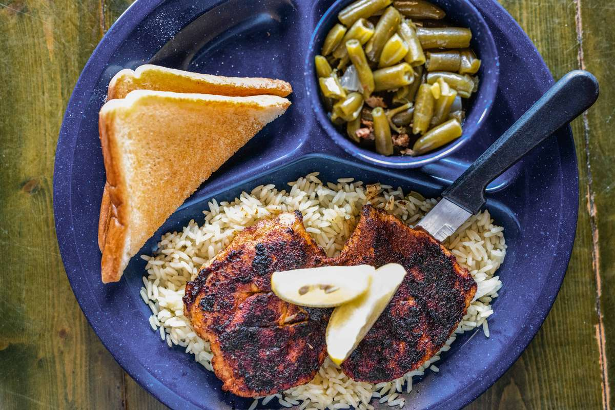 Grilled or Blackened Chicken