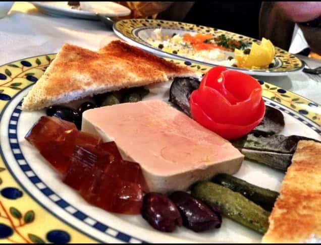 Foie Gras en Terrine au Sauternes