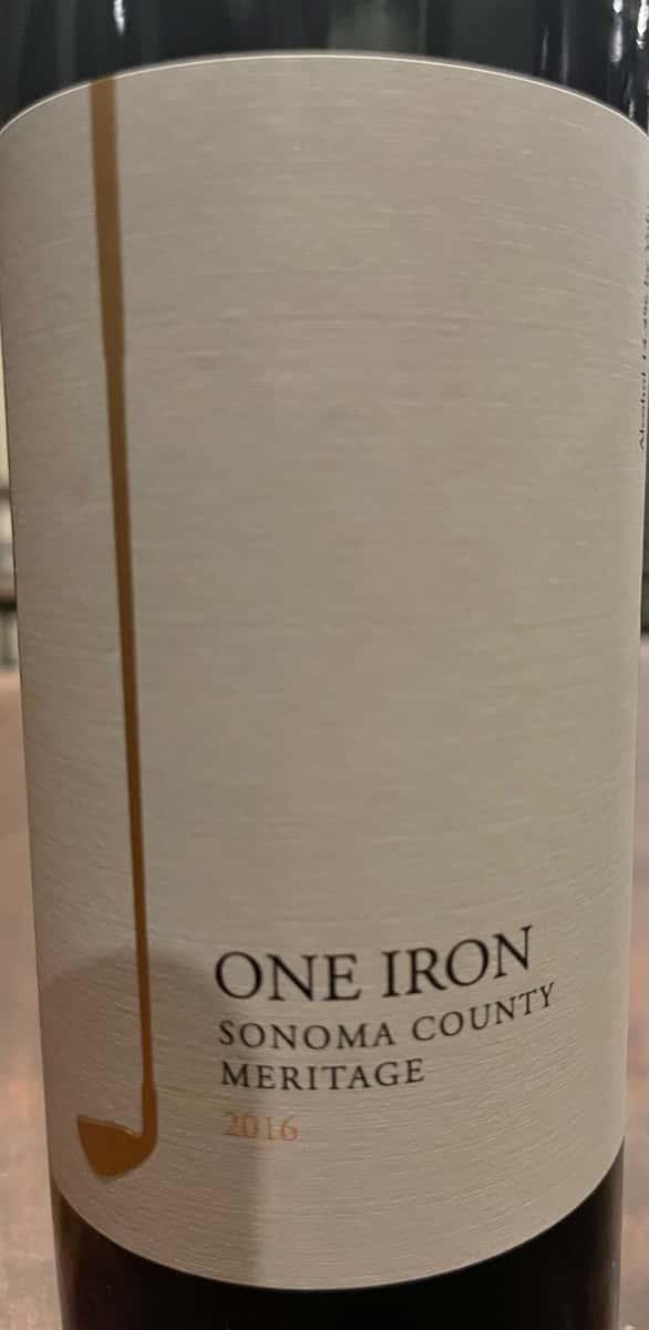 One Iron