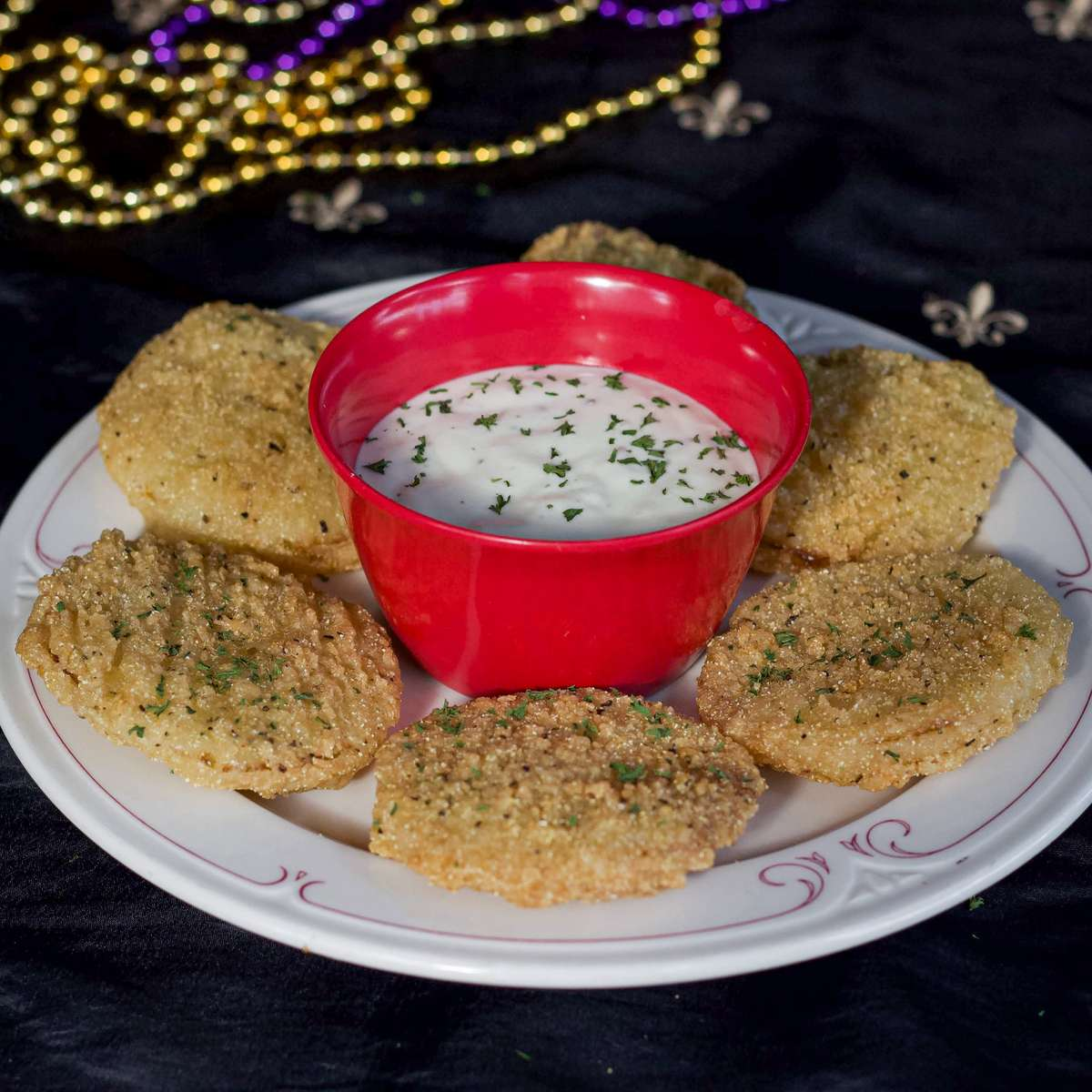 Fried Green Tomatoes (5)