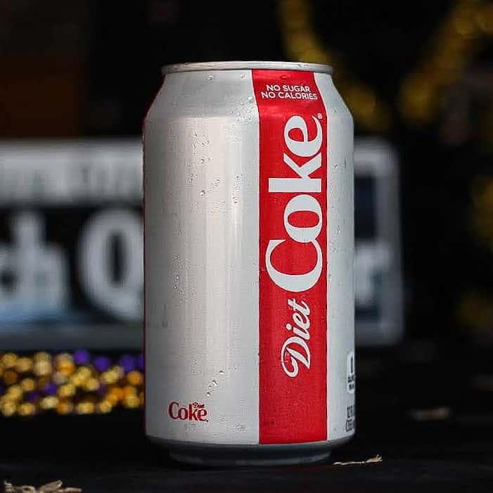 Diet Coke(Can)