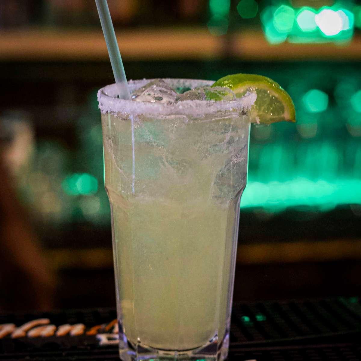 The Freshest Margarita