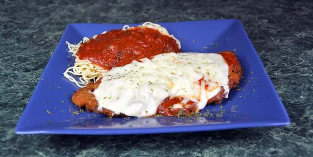 Chicken Parmesan Dinner