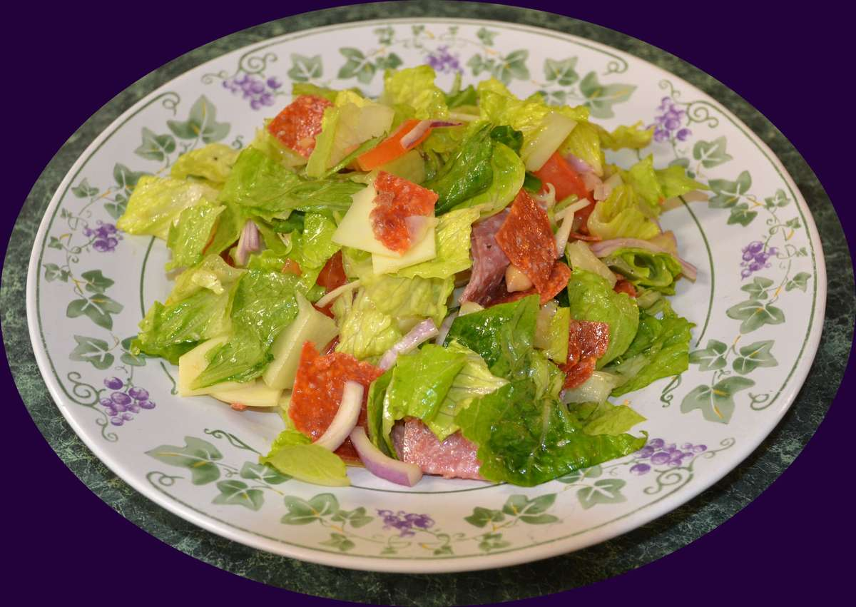 Italian Chop Salad