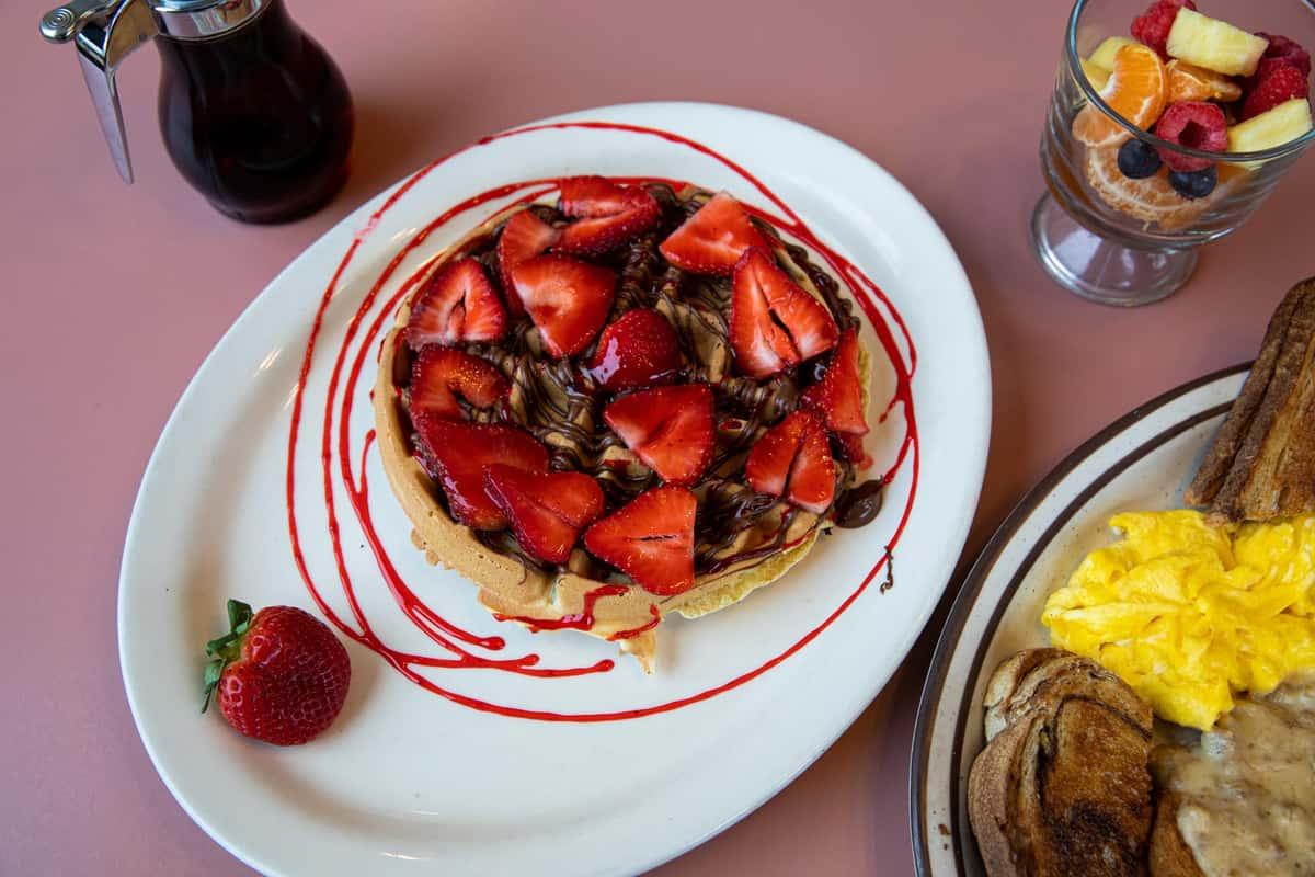 group breakfast foods