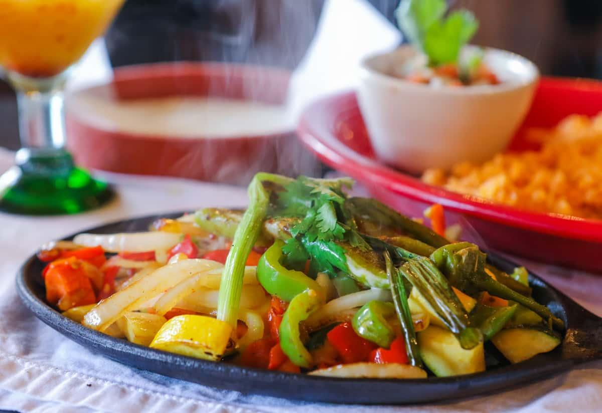Veggie Fajitas