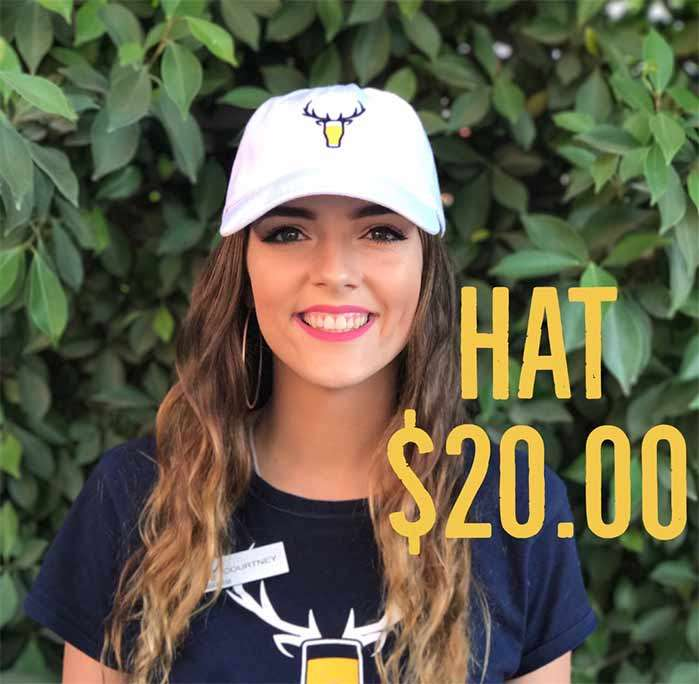 beer hunter hats - $20.00