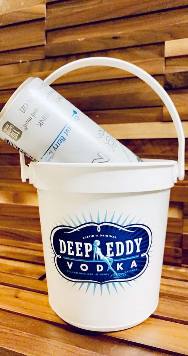 Deep Dive Bucket