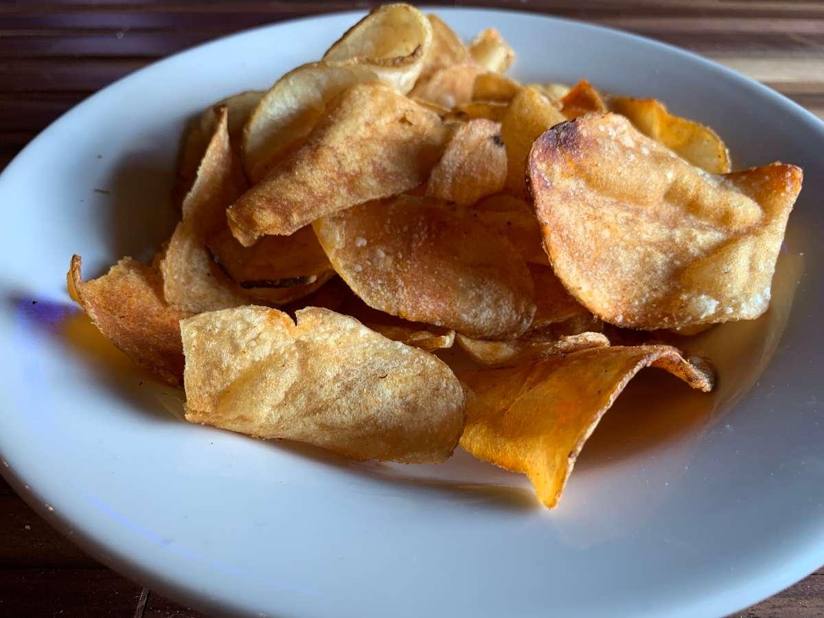 Homestyle Fried Potato Chips