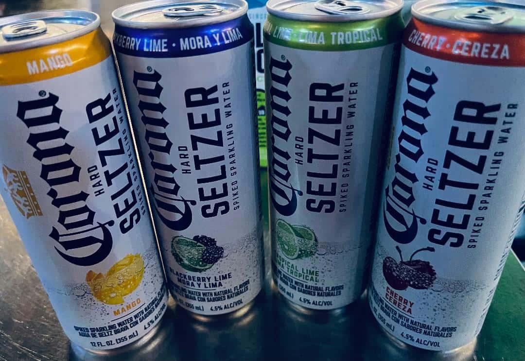 Corona Seltzer
