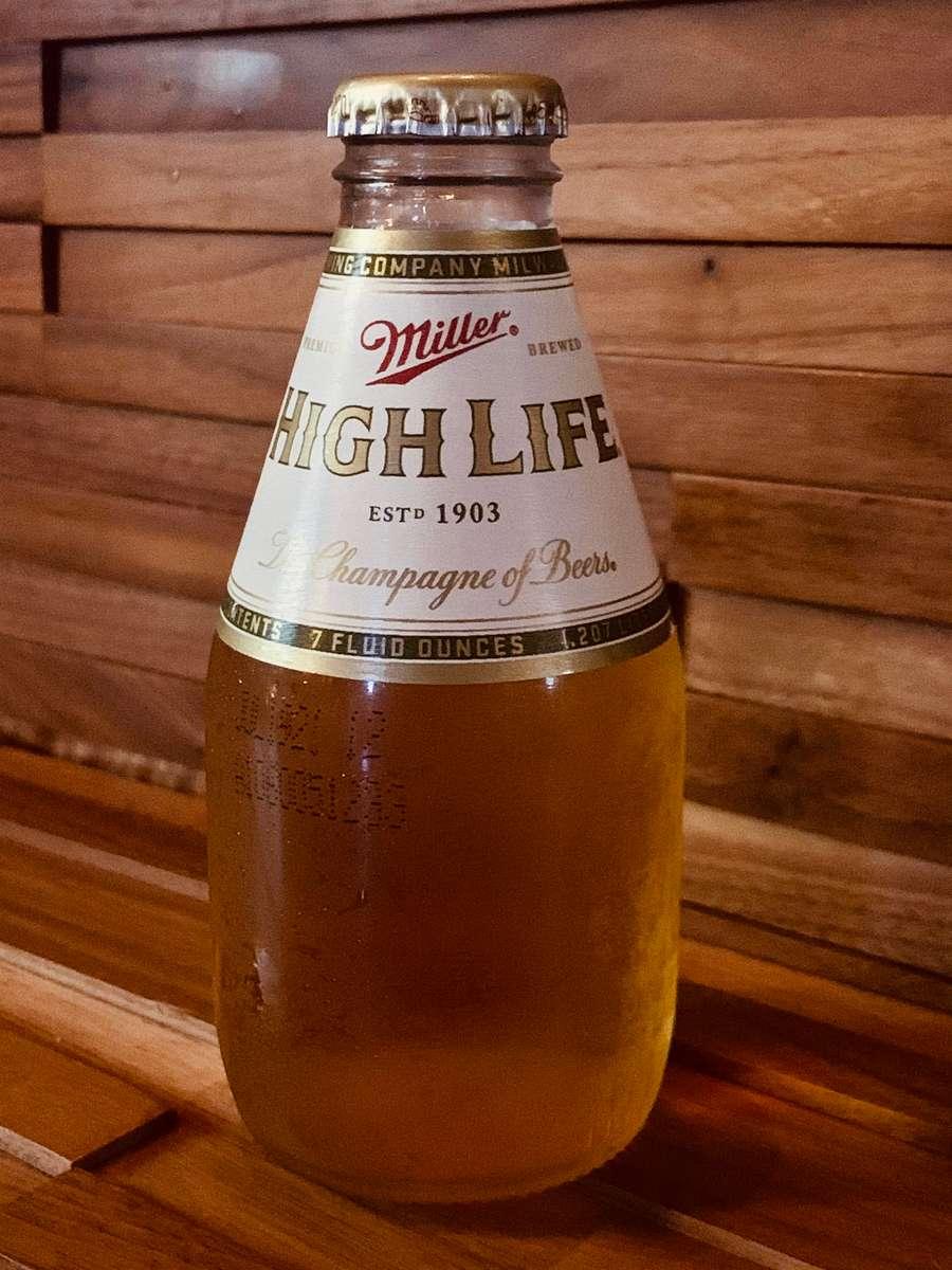 Miller High Life Pony