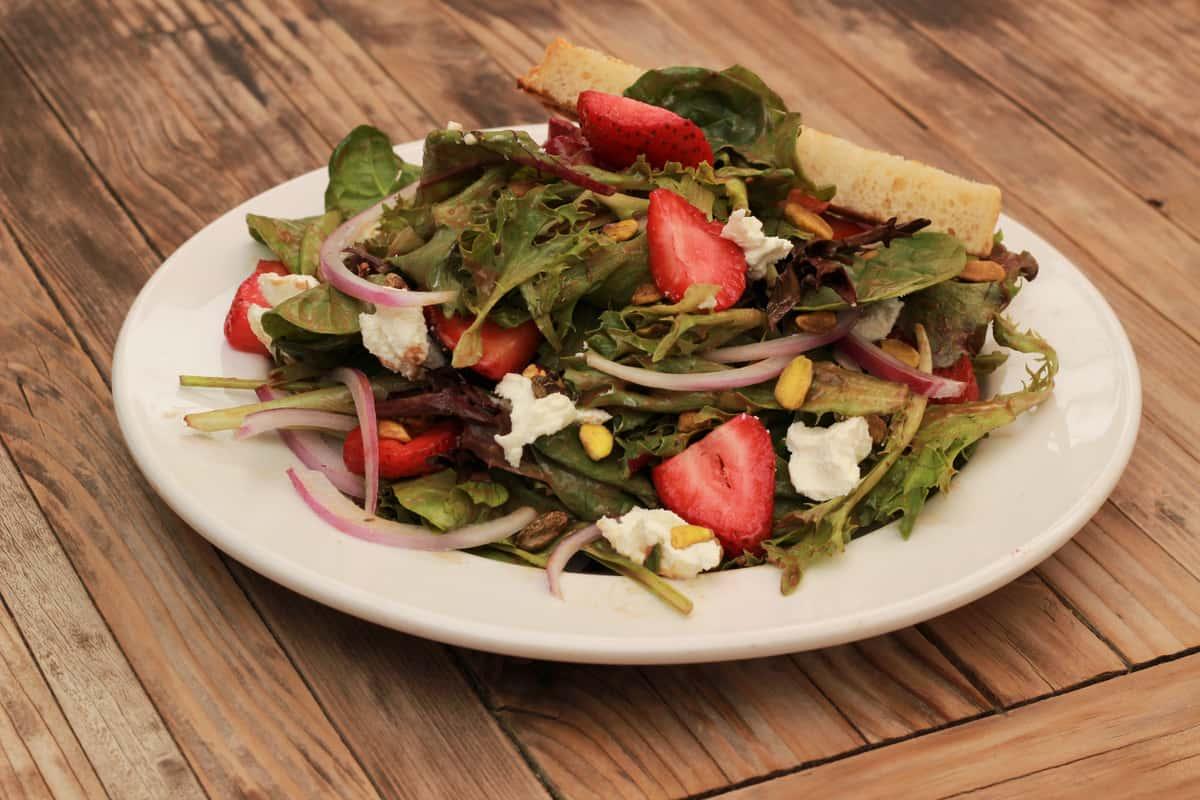 Red Goat Salad