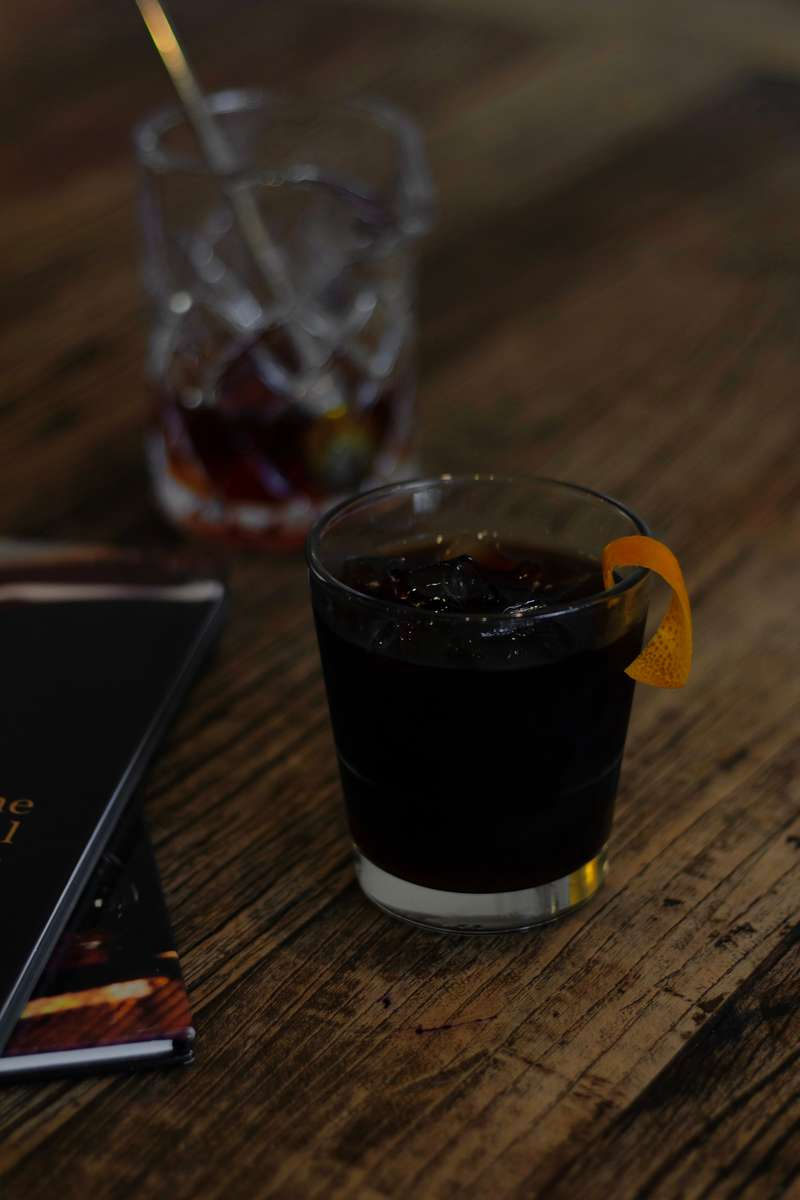 Cafe New Fashioned