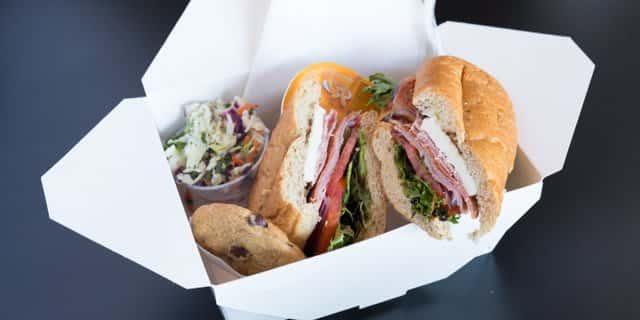 Classic Italian Sandwich Boxed Lunch\