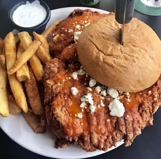 Buffalo Chicken Sandwich