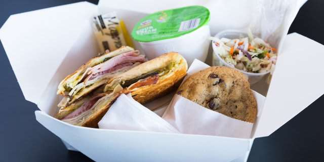 Tampa Bay Cuban Sandwich Boxed Lunch