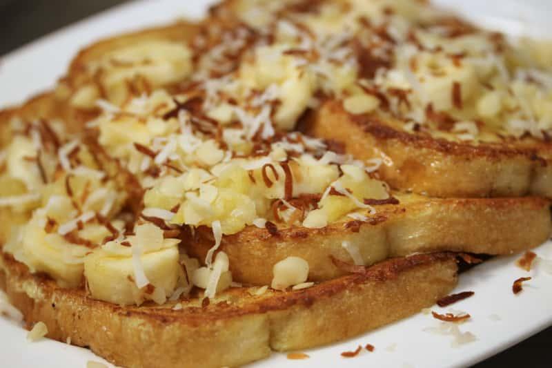 Hawaiian French Toast