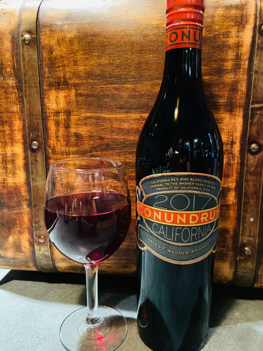 """Conundrum """"By Caymus"""" Red Blend"""