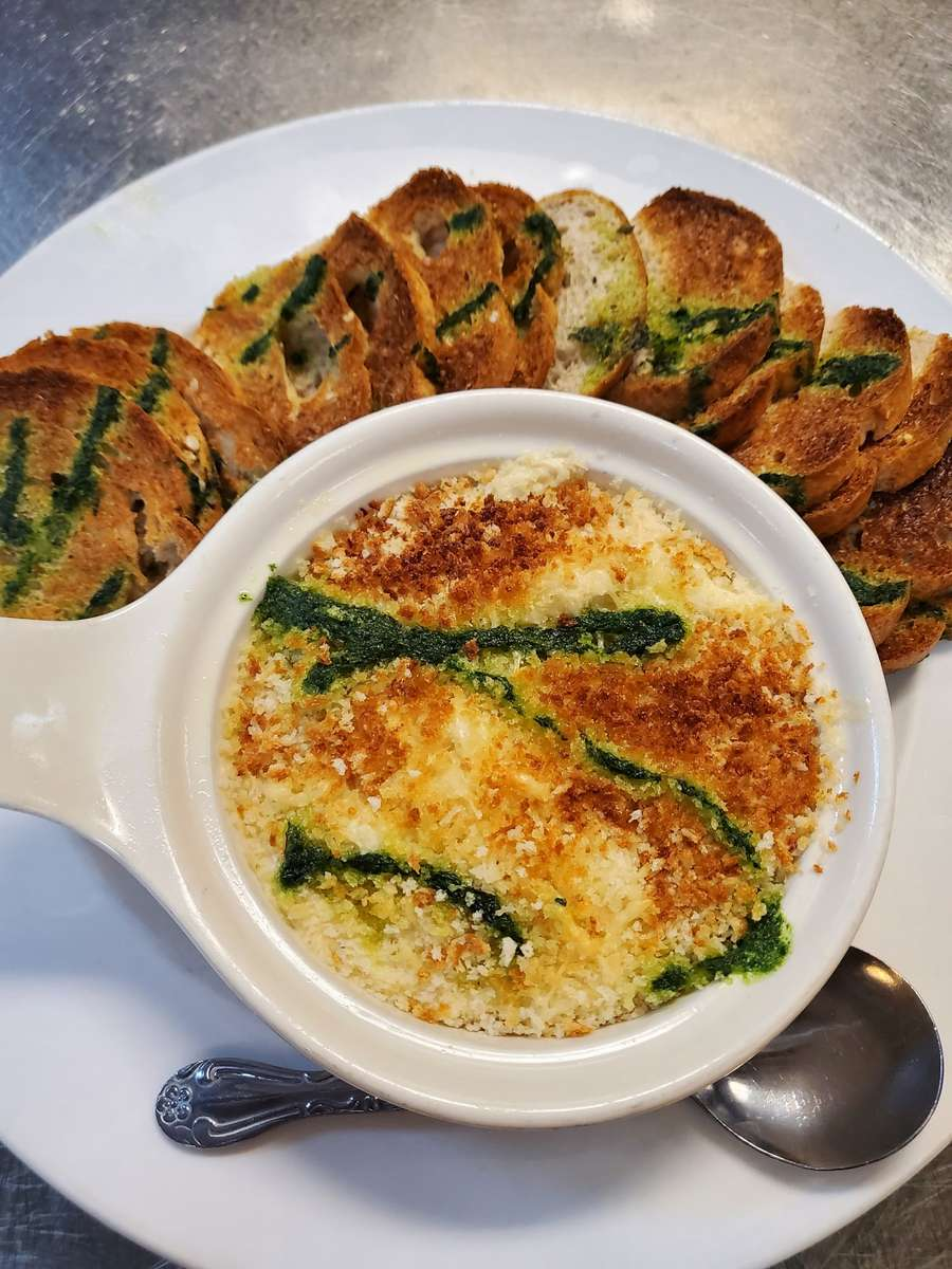 Baked Shrimp and Crab Dip