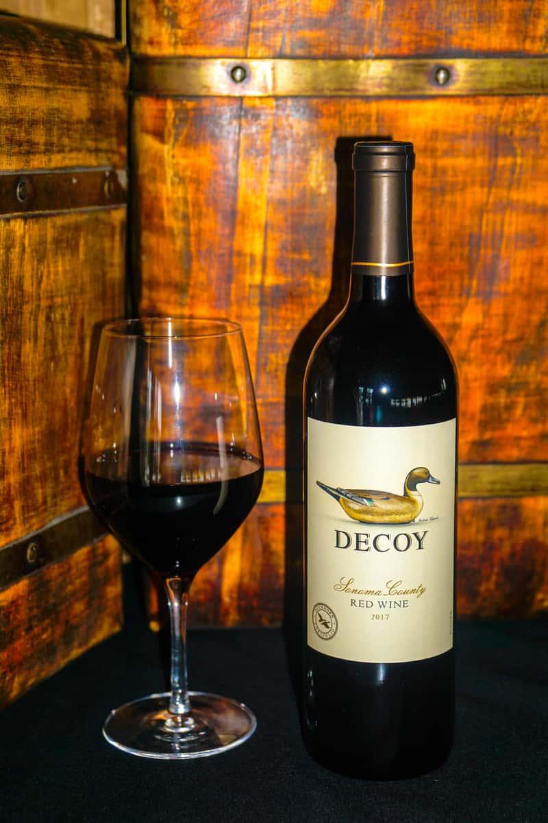 "Decoy ""Napa Valley"" By Duckhorn Vineyards"
