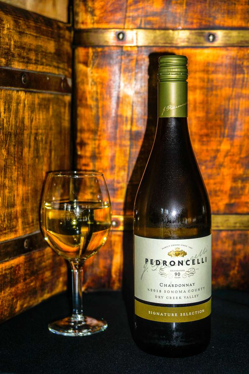 "Pedroncelli ""Dry Creek Valley"" Chardonnay"