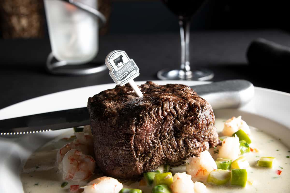 Grilled Beef Tenderloin Filet