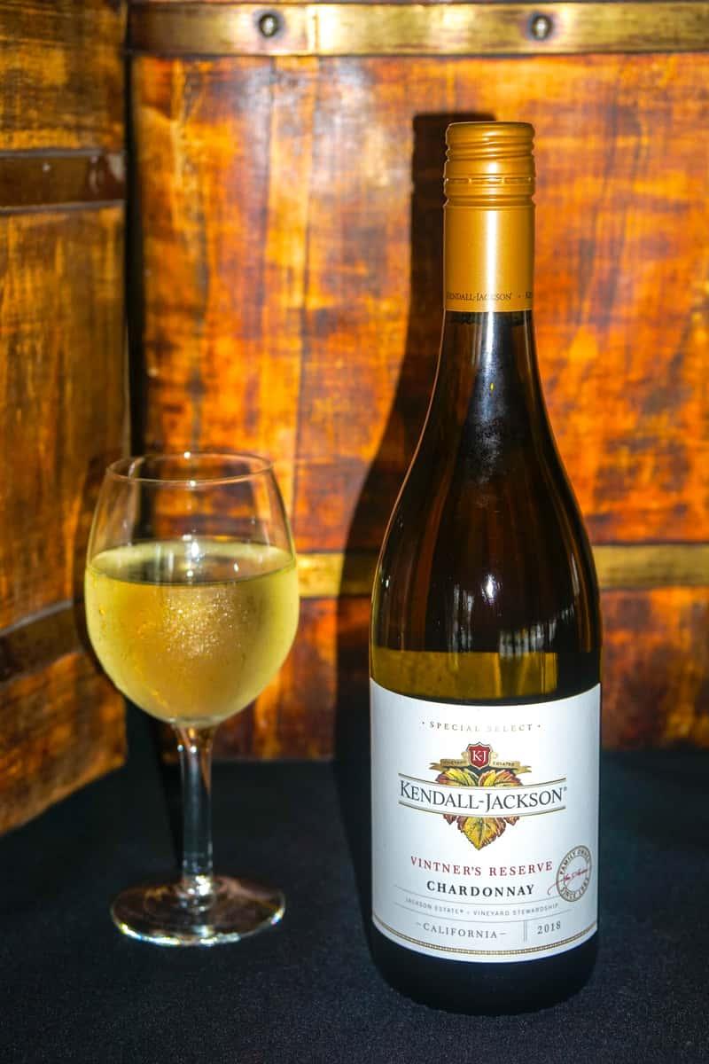 "Kendall Jackson ""Vintner's Reserve"" Chardonnay"