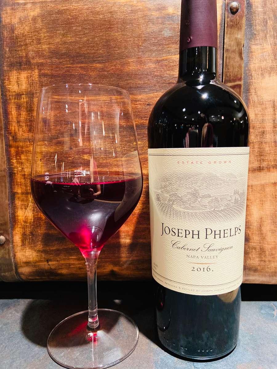 """Joseph Phelps """"Napa Valley"""""""